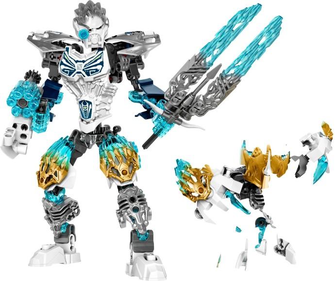 LEGO Bionicles Buildable Pens 2001 Pohatu Tahu Kopaka