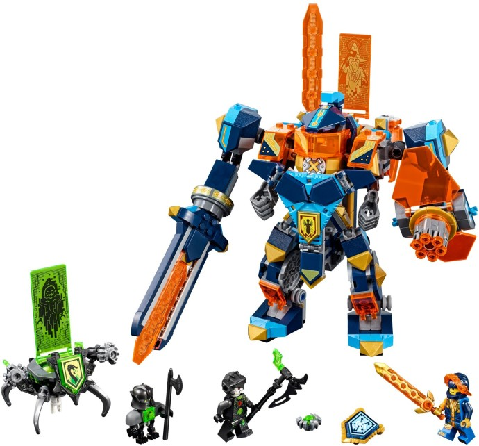 Bricker Part Lego 92220 Hero Factory Weapon Claw With Clip