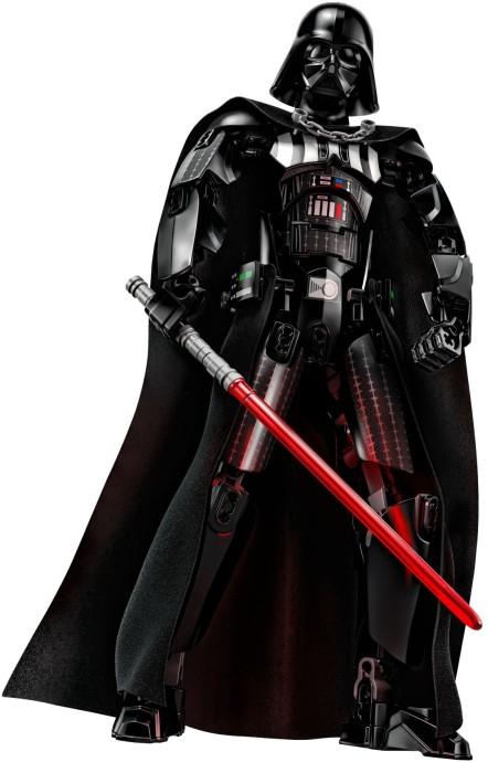 Bricker Construction Toy By Lego 75534 Darth Vader