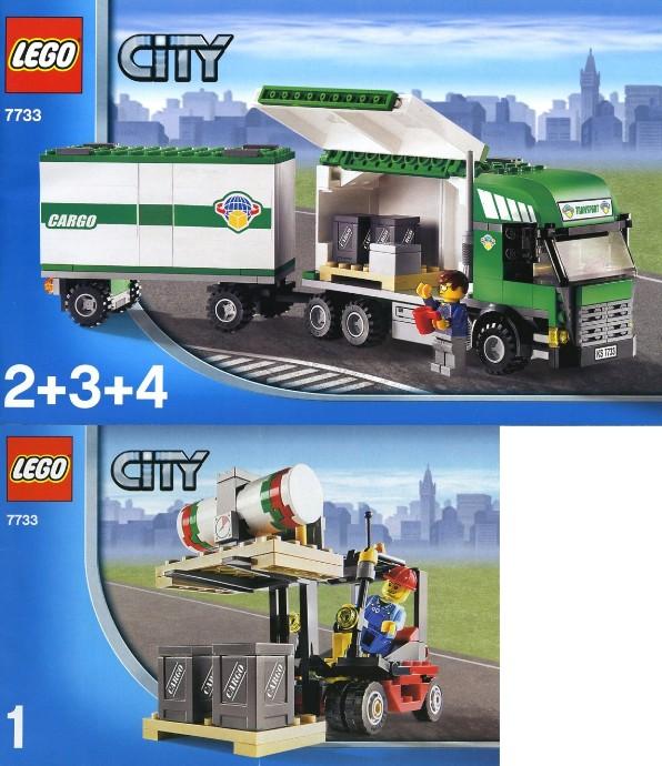 Bricker Part Lego 7733stk01 Sticker For Set 7733 61956 4520599