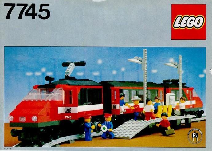 Bricker Part Lego 4183 Glass For Train Door