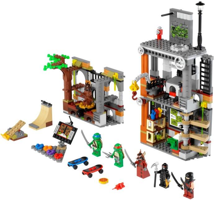 Lego 20 New Medium Dark Flesh Stairs Spiral Step