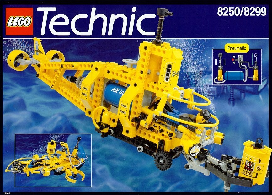 Bricker Part Lego 6585 Technic Gearbox 4 X 4 X 1 23