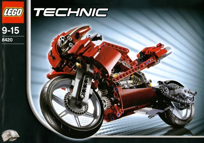 Bricker Part Lego 3711 Technic Link Chain