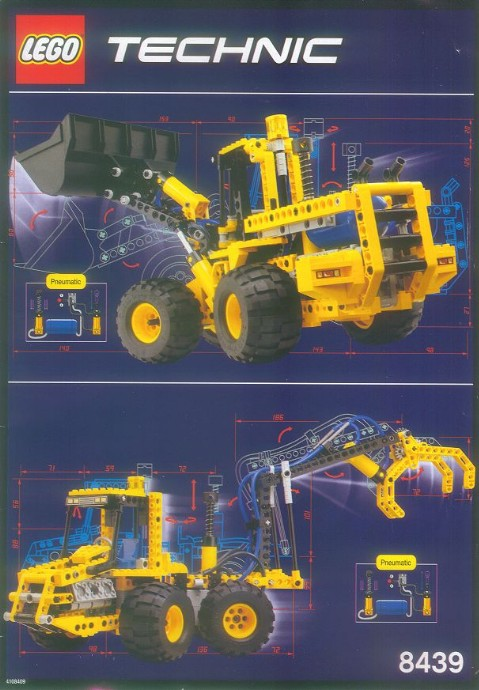 Bricker Part Lego 6573 Technic Gear Differential 24