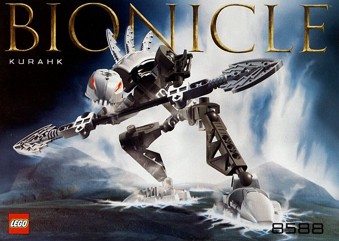 Details about  /Lego Bionicle Rahkshi Chest Section 44136