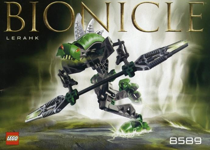 2 old 44148 LEGO Parts~ Bionicle Rahkshi Leg Upper Section 44148 DK GRAY
