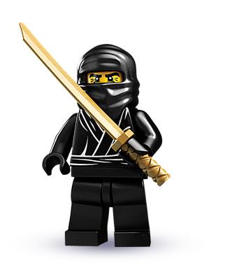 bricker part lego x54 minifig headgear ninja wrap. Black Bedroom Furniture Sets. Home Design Ideas