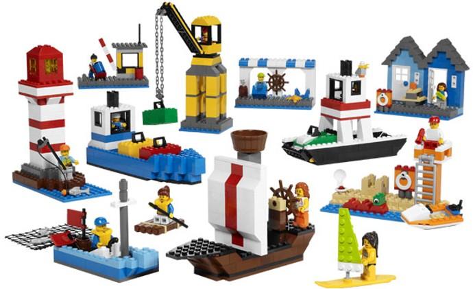 Bricker Part Lego 4790 Boat Ships Wheel