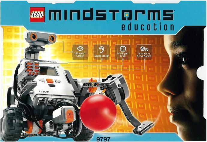 Bricker - Part LEGO - 53788 Mindstorms NXT - Complete Brick with ...