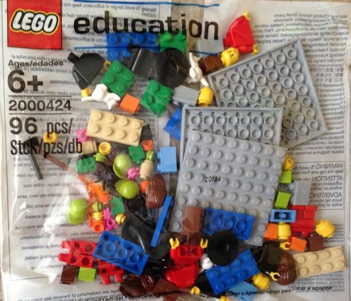 Bricker - Construction Toy by LEGO 2000424 Story Starter sample set
