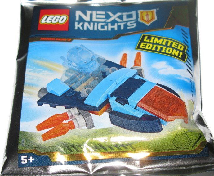 Bricker Construction Toy By Lego 271721 Clays Mini Falcon