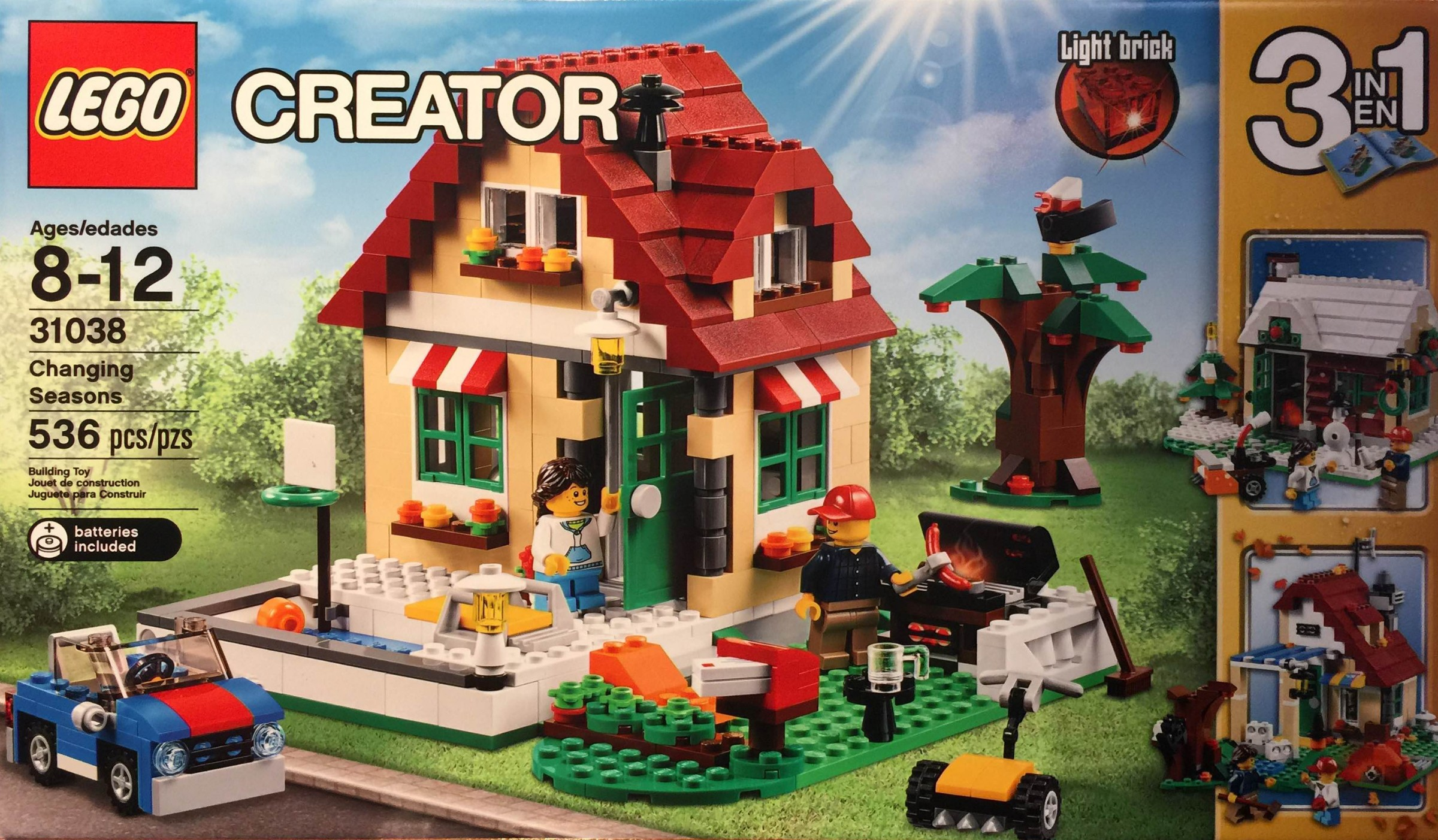 lego creator 31012 instructions