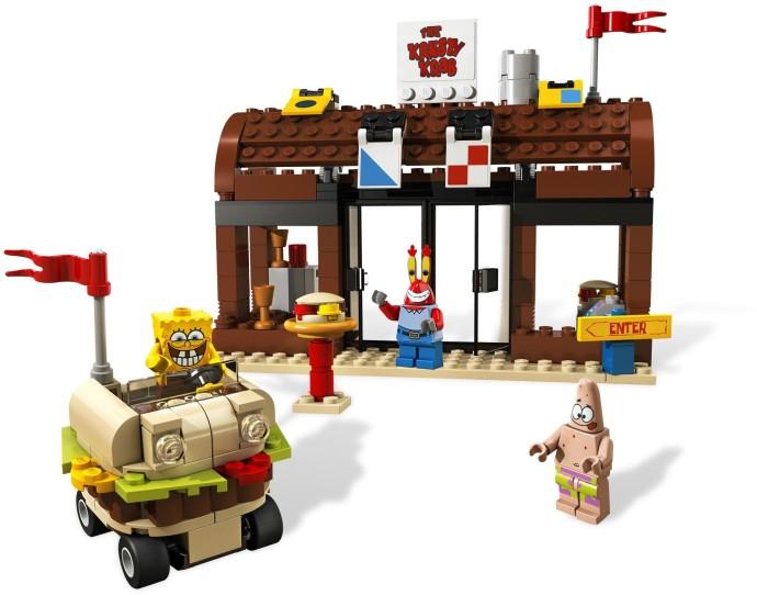 Big Grin Lego Spongebob Squarepants Minifigure 3833