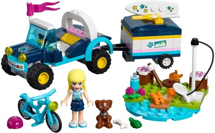 NEW LEGO Stephanie FROM SET 41364 FRIENDS frnd301