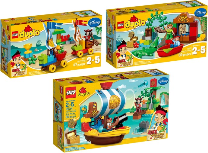 Bricker - Construction Toy by LEGO 5004241 DUPLO Collection