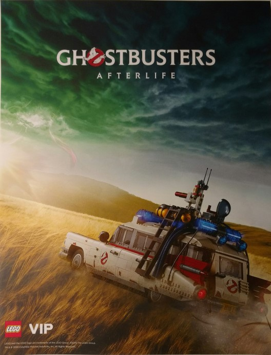 Bricker - Construction Toy by LEGO 5006632 Ghostbusters Afterlife poster