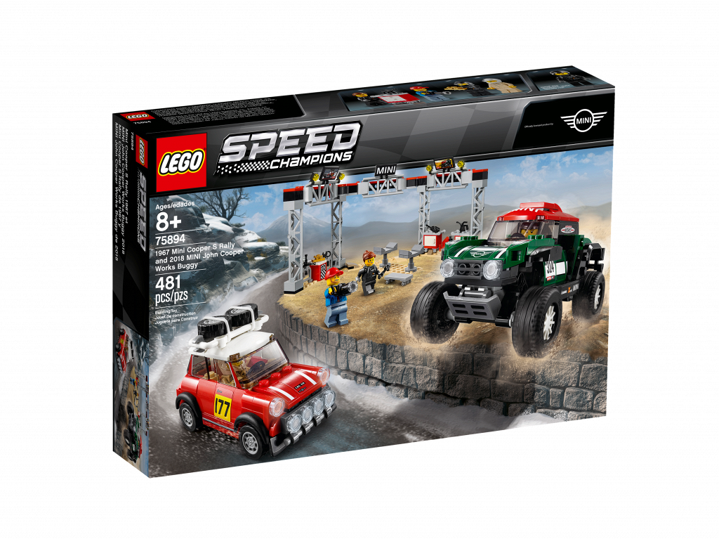 Lego 5 New Trans-Bright Green Bar 1L with Towball Parts