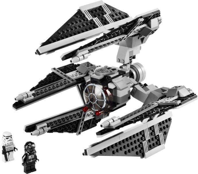 Bricker Construction Toy By Lego 8087 Tie Defender