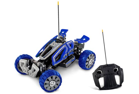 Bricker Construction Toy By Lego 8369 2 Dirt Crusher Rc
