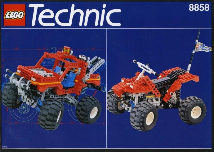 Technic Engine Crankshaft in Old Grey 4x Technic Lego part no 2853