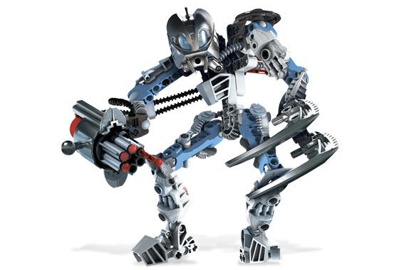 - Red LEGO X2 Bionicle Weapon Cordak Ammo