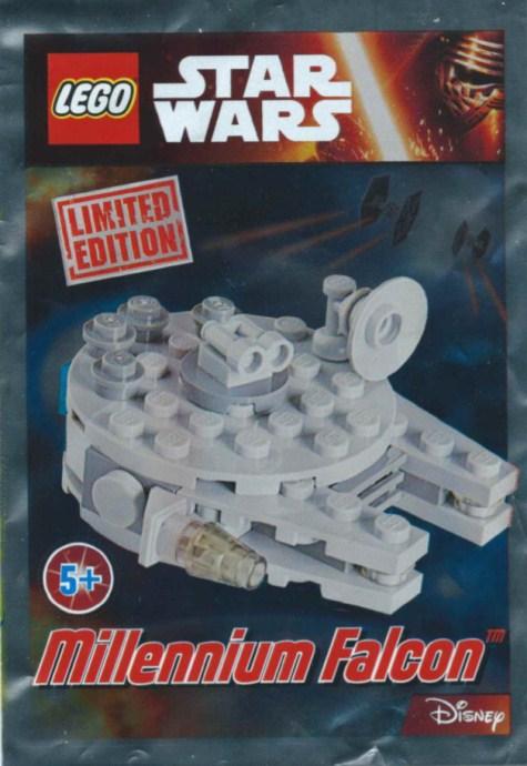 Bricker Construction Toy By Lego 911607 Millennium Falcon