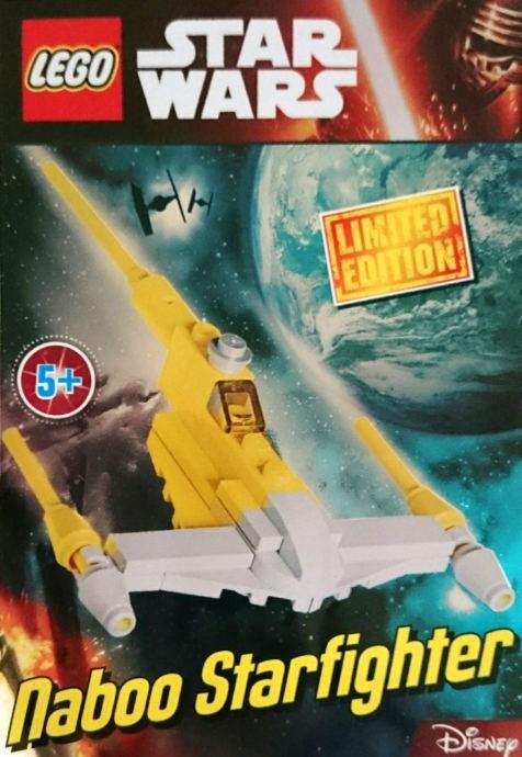 Bricker - Construction Toy by LEGO 911609 Naboo Starfighter