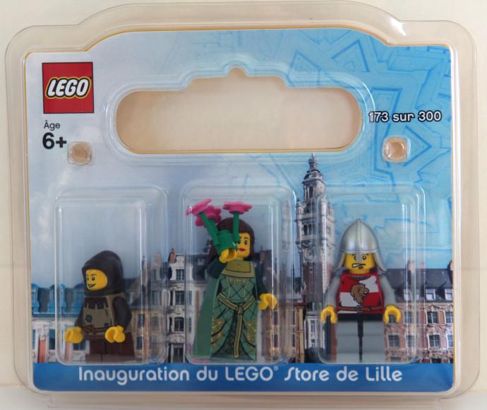Bricker - Part LEGO - 59363 Minifig, Hair Female Mid-Length with ...
