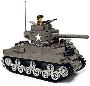 MECHANIZED BRICK_sherman