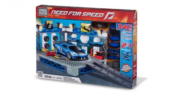 mega bloks need for speed instructions