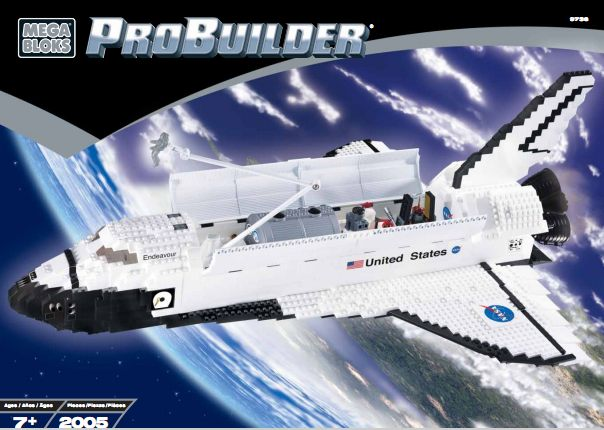 space shuttle endeavour toy - photo #8