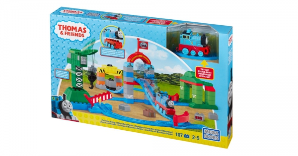 thomas mega bloks instructions