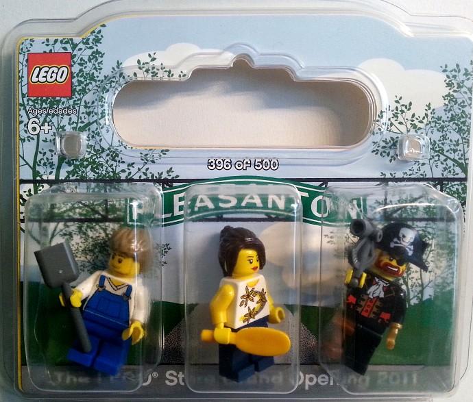 3x Lego ® 30154 Sextant Quadrant NEW-Dark Grey New Figures-Accessories