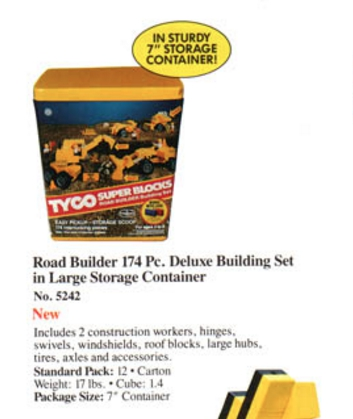 Tyco Super Blocks_5242