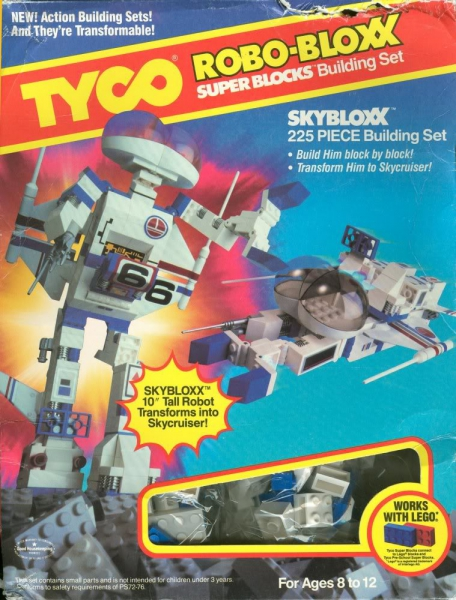 Tyco Super Blocks_5503