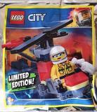 6579 Lego 2397 @@ Horse Hitching @@ Arancione