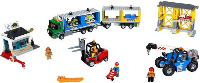 Bricker Part Lego 2440 Hinge Panel 6 X 3