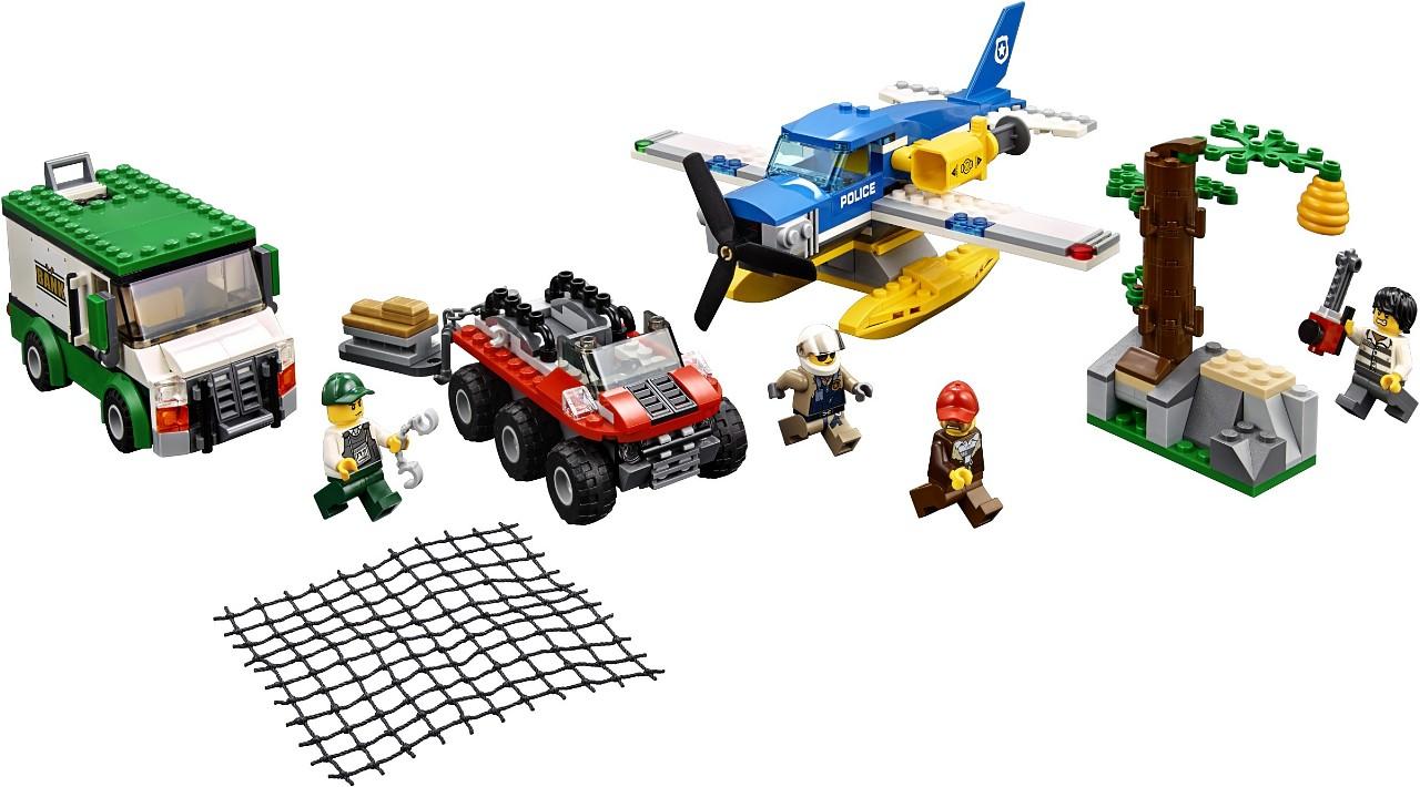 LEGO® Netz Fischernetz schwarz 10x10 Piraten quadratisch 71155 Ersatzteile