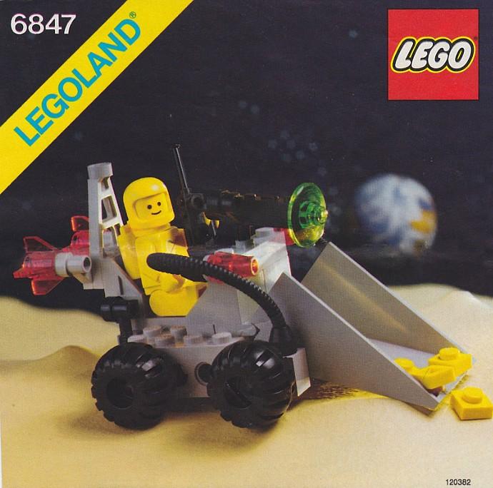 LEGO Vintage Space Trans Green Windscreen 6 x 4 x 2 Canopy 6940 6952 1580 6891