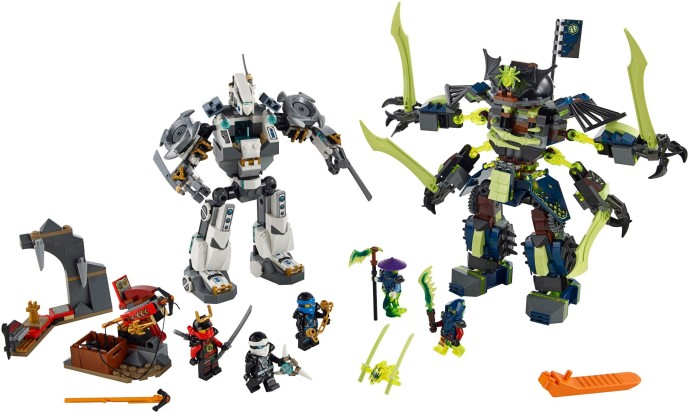 70737 70726 Lego RING 4 x 4 Ninjago Spinner Crown 98341 Silver 70603