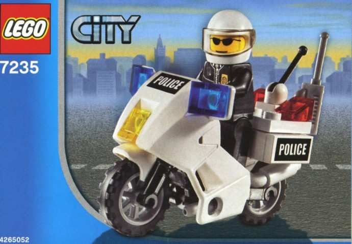 Bricker Part Lego 52035 Motorcycle Fairing City
