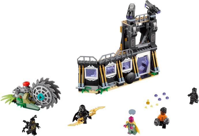 98564//6021670 D gris lance-projectiles Zamora Sphère lanceur Lego Pièces de rechange