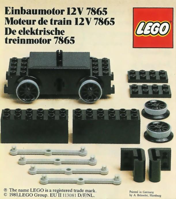 Bricker Part Lego Trainrim Train Rim For 4 5v Amp 12v