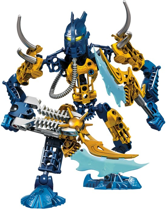 Bricker Part Lego 49423 Bionicle Toa Metru Chest Cover